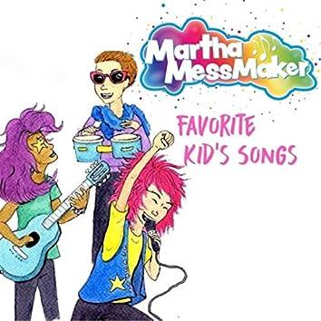 Favorite Kid's Songs