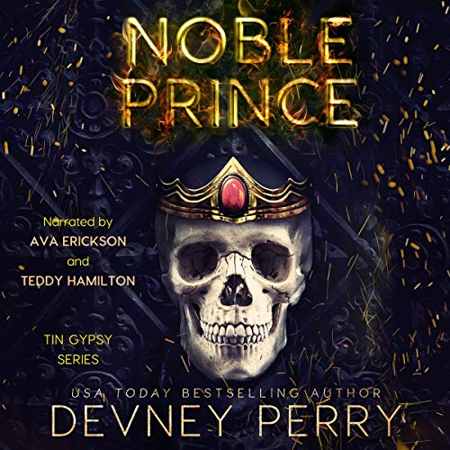Noble Prince Audiobook By Devney Perry cover art