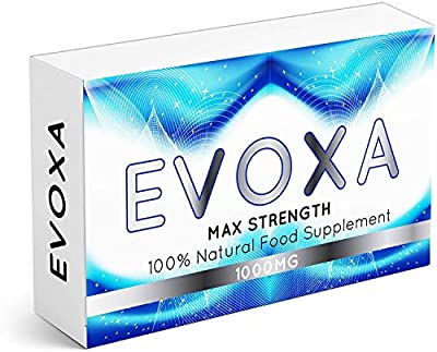 Ultra Strength EVOXA Ginseng Complex - 1000MG - Premium Enhanced Performance, Energy, Stamina & Endurance, 100% Herbal, Safe & Natural - Fast Acting & Long Lasting Results.