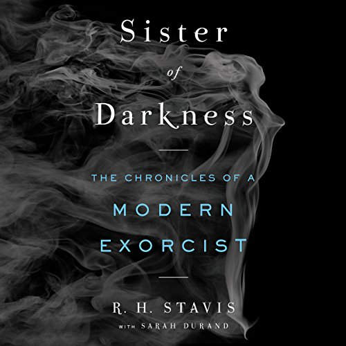 Sister of Darkness audiobook cover art