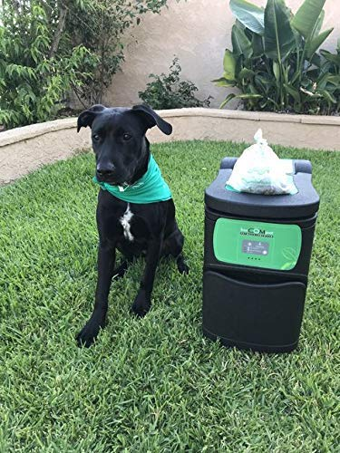 Home Composter for Pet and Kitchen Waste - Electric Compost Container - Easy to Use Environmentally...