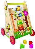 CLASSIC WORLD - Caminador educativo 2 en 1 - CW-3326