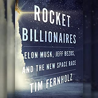 Rocket Billionaires audiobook cover art