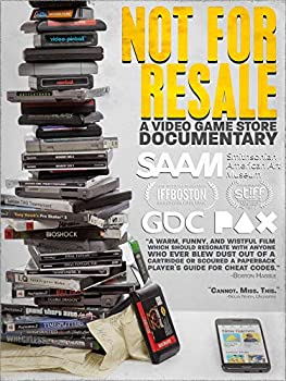 Not For Resale  A Video Game Store Documentary