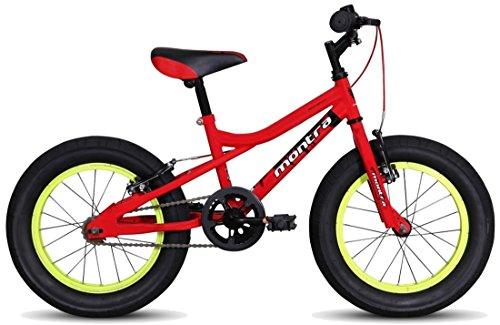 Montra Bigboy 16 16T Single Speed Super Premium Cycle(Red)