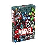 Winning Moves GmbH WIN30638 Number 1 - Juego de Cartas de Marvel Universe Avangers Iron Man