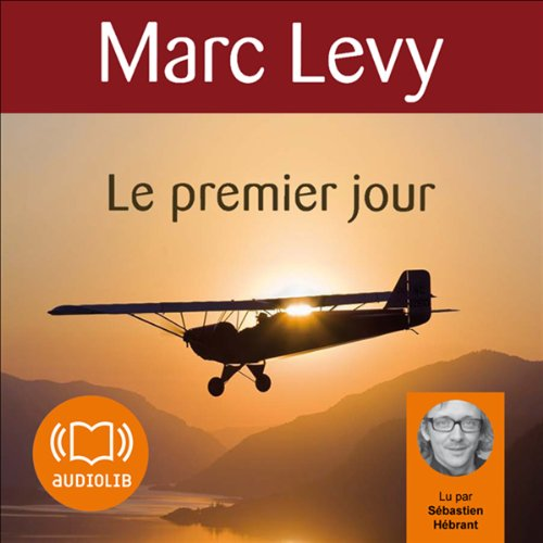Le premier jour audiobook cover art