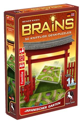 Pegasus Spiele 18130G - Brains - Jardín Japonés, Juegos de Mesa