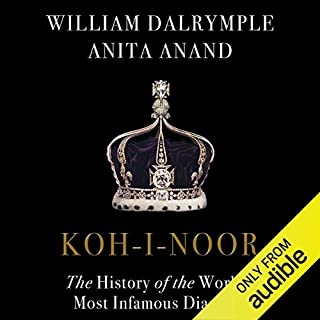 Koh-i-Noor audiobook cover art