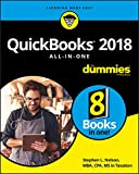 QuickBooks 2018 All-in-One For Dummies (For Dummies (Computer/Tech)) (English Edition)