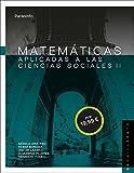 Matemáticas II para Ciencias Sociales. 2º Bachillerato (LOMCE) - 9788428335508: Itinerario de humanidades