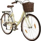 Galano 28 Zoll Piccadilly 7 Gang Citybike Stadt Fahrrad, Rahmengrösse:41 cm