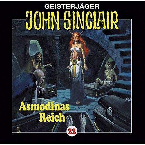Asmodinas Reich audiobook cover art