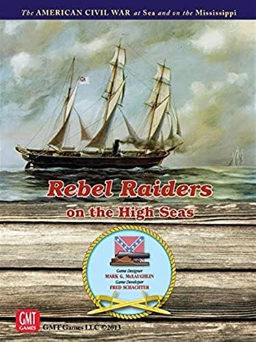 Rebel Raiders on the High Seas by GMT Games