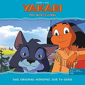 Folge 35: Das Wolfsjunge (Das Original-Hörspiel zur TV-Serie)
