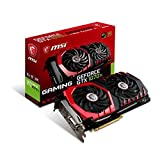 MSI Gaming GeForce GTX 1070 Ti 8GB GDRR5 256-bit HDCP Support DirectX 12 SLI Twin Frozr Heat Pipes Dual TORX 2.0 Fan VR Ready Graphics Card (GTX 1070 TI Gaming 8G)