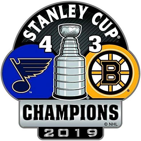 aminco ST Louis New sales Blues - 2019 Seattle Mall Stanley PIN Cup Lapel Score HAT