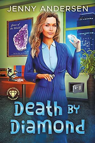 Death by Diamond by [Jenny Andersen]