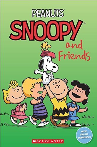 Peanuts: Snoopy and Friends (Popcorn Readers) by Jacquie Bloese (2015-05-07)