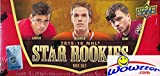 2015/16 Upper Deck NHL Hockey Factory Sealed STAR ROOKIE Box Set with 25 Rookie Cards of the NHL Young Superstars including Connor McDavid, Jack Eichel, Arte... rookie card picture