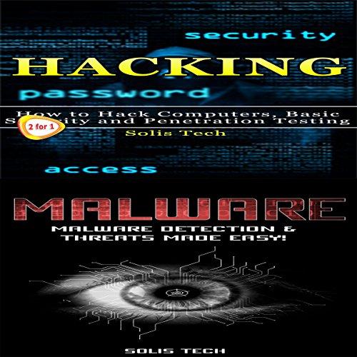 Hacking & Malware cover art