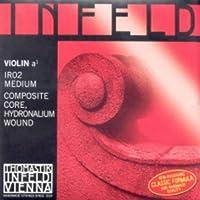 CUERDA VIOLIN - Thomastik (Infeld Roja/Ir02) (Sintetica Hydronalium) 2ェ Medium Violin 4/4