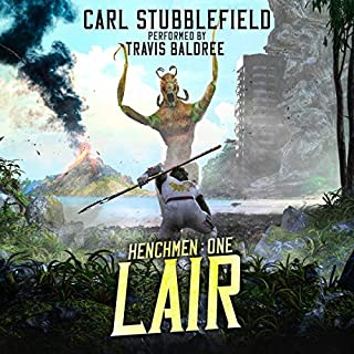Lair cover art