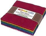 Kona Baumwolle mit 85, Stoff, 2er-Pack, chs-694–,