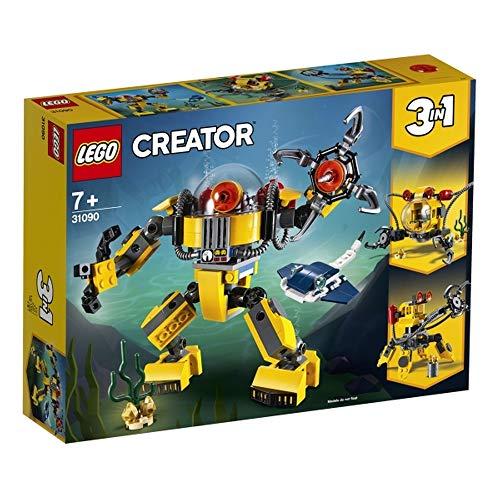 Unbekannt Lego® Creator Unterwasser-Roboter