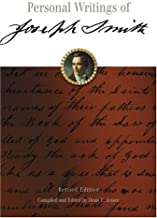 Personal Writings of Joseph Smith by Smith, Joseph, Jessee, Dean C.(June 2, 2002) Hardcover