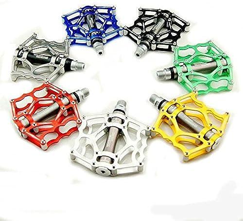 Bazaar Scudgood roulements triples alliage d'aluminium pédales de vélo route vtt