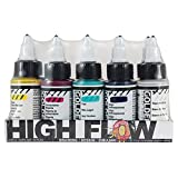 Golden High Flow Drawing Set, Multicolor