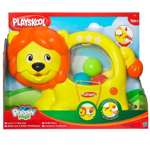playskool Bébé Lion à Balles Multilingue