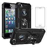 iPhone 5 cas, luolnh hybride double couche rigide en plastique ...
