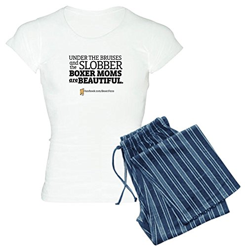CafePress - Boxer Moms are Beautiful - - Womens Novelty...
