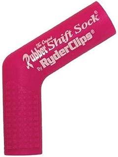 RUBBER SHIFT SOCK (PINK)