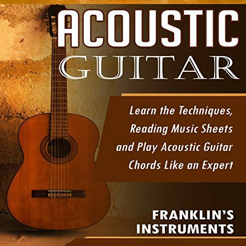 Acoustic Guitar audiobook cover art