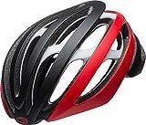 Bell Zephyr MIPS Casco, Unisex, Rojo (Matt/Gloss Red/Black), S (52-56 cm)