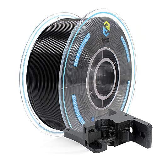 Yousu 1 kg Black MPLA (Modified PLA) High Resistance PLA Filament for 3D Printer 1.75 mm (2.2 lbs)