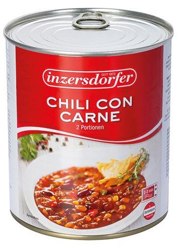 6x Inzersdorfer - Chili con Carne - 800g