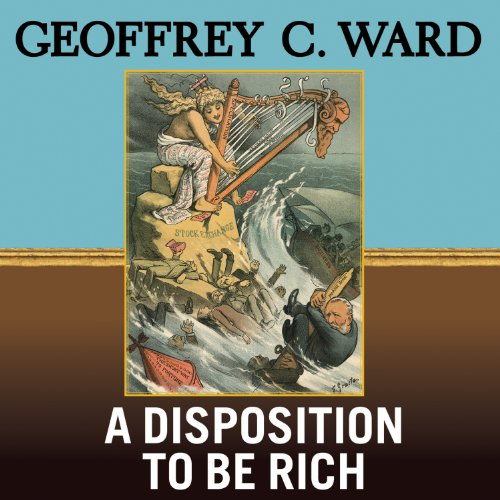 A Disposition to Be Rich audiobook cover art