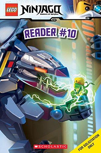 The Titanium Ninja (Lego Ninjago: Reader): 10