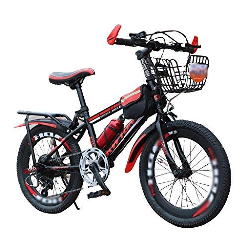 Kinderfietsen 3~15 jaar oude fiets boy 20/22 inch basisschool fiets studentenpedaal fiets outdoor mountainbike
