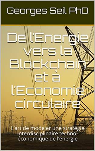 De l'Energie vers la Blockchain et à l'Economie circulaire: L'art de modeler une stratégie interdisciplinaire techno-économique de l'énergie (French Edition)