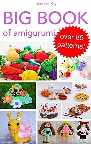 Miniature Crochet THREAD ARTist Bear and Lollipop Pattern PDF by ... | 500x313