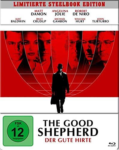 The Good Shepherd - Der gute Hirte - Limited Edition (Steelbook) [Blu-ray]