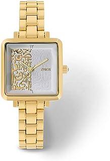 ZYROS Wristwatch for Women, Metal, ZAA147L010111