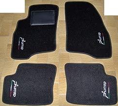 Fiat Linea ab Bj.2007 Gummimatten//Gummi-Fußmatten 4-teilige Paßform