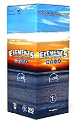 Elements Pre-Rolled Cones   If you are a heavy toker and want adequately sized cones to fulfill your needs then you have found the right type of cone for you! These cones are 100% windmill powered and built to give a top of the line experience. Origi...