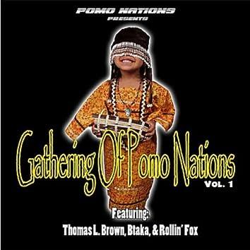 Gathering of Pomo Nations, Vol.1